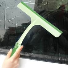 KANEED auto venster kunststof antieslip handvat glas wisser / Window Cleaning Tool  grootte: 24 5 x 24cm (groen)