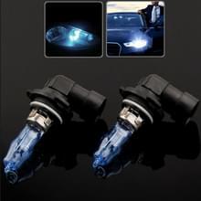 HOD 9006 halogeen lamp  Super witte auto koplamp lamp  12 V / 100W  6000K 2400 LM (paar)
