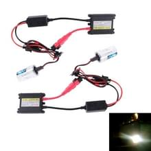 35W 2x H11 slim HID Xenon licht  hoge intensiteit Ontladings lamp  kleurtemperatuur: 8000K
