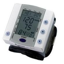 XW-200 volautomatische pols bloeddrukmeter met 5 toetsen  support kalender en klok