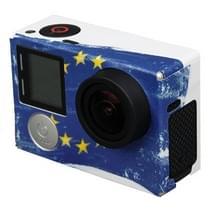 TMC EU vlag patroon Sticker voor GoPro Hero4