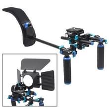 YELANGU YLG0102H Camera Schouderstatief Set met twee Handgrepen