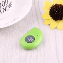 Bluetooth Foto Remote Shutter voor  iPhone  Samsung  Huawei  Xiaomi  LG  HTC en andere Smartphones (groen)