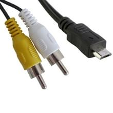digitale camera kabel voor kodak m522 / m532 / m552  lengte: 1.5m