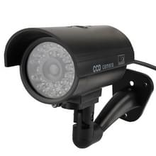 Realistisch uitziende dummy camera met knipperende LED-lampje