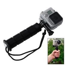 Stabilisator Grip / zelfontspanner beugel voor GoPro Hero 4 / 3 + / 3 / 2 / 1  ST-100(zwart)