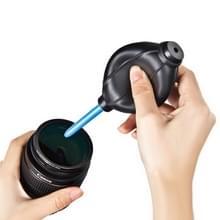 rubber mini air stof blower schonere voor mobiele telefoon / computer / digitale camera's  horloges en andere precisie-apparatuur (zwart)