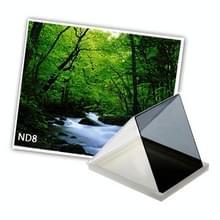 ND8 grijs neutrale densiteit filter voor camera(grijs)