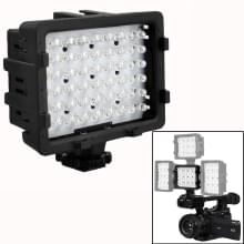 48-led video licht ontmoet 3 filters voor camera / video camcorder (cn - 48u)