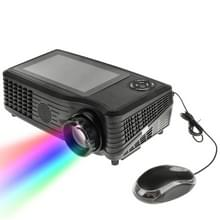 Android 4.0 Wifi draagbare Mini LED Projector 5.0 inch LCD-scherm voor Home Theater  ondersteuning voor HDMI