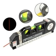 Laser niveau met meetlint Pro 3 (250cm)  LV-03(Black)