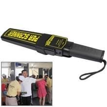 Draagbare Hand-Held veiligheid Metaal Detector (GP 3003B1)(Black)