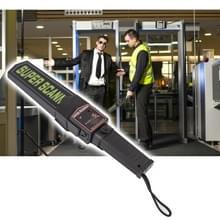 Hand-held veiligheid Metaal Detector  waarnemingsafstand: 60mm (TS90)