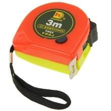 YongHeng YH65 hoge kwaliteit 3m Tape maatregel  Minimum Scale: 1mm(Red)