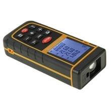 RZ-A60 1.9-duim LCD 60m Hand-held Laser-afstandsmeter met niveau Bubble
