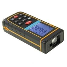 RZ-A100 1.9-duim LCD 100m Hand-held Laser-afstandsmeter met niveau Bubble