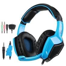 SADES 920 Stereo 5 in 1 Plug Gaming hoofdtelefoon Headset met Mic voor Laptop PC / PS4 / Xbox 360 / Cellphone