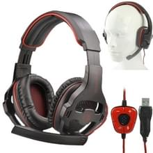 SADES SA903 USB 2.0 Stereo Gaming Headphone with Microphone & 7.1 Simulated Sound Channel