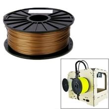 PLA 1 75 mm 3D-Printer Filaments(Gold)