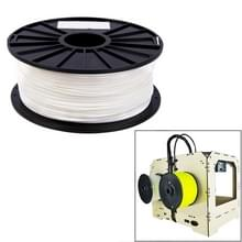 PLA 1 75 mm 3D-Printer Filaments(White)