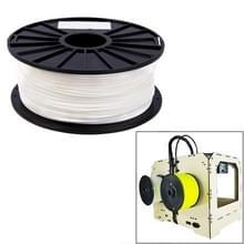 PLA 1.75 mm 3D Printer Filaments(White)