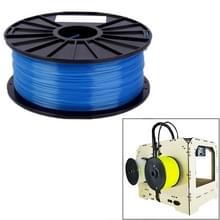 PLA 1.75 mm Transparent 3D Printer Filaments(Blue)