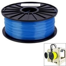 PLA 3.0 mm Transparent 3D Printer Filaments  about 115m(Blue)