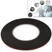 0.5cm spons dubbel zijdig zelfklevend Sticker Tape  lengte: 10m