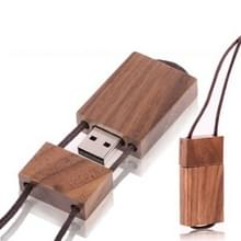4 GB Wood Material Series USB Flash Disk