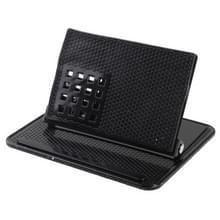Universele GPS houder beugel Cradle anti-slip Mat (voor 4.3 / 5.0 inch GPS  iPhone 4 / 3 g / 3 G  MP4)(Black)