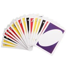 Ultra 108 UNO Younuo Poker Solitaire  met inbegrip van 76 aantal kaarten  32 function kaarten