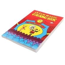Partij van magische truc grap Toy / Magic kleurboek