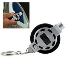 0 5 PSI / 0 05Bar Portable Mini 1/4 inch LCD Digitale bandenspanningsmeter Tester met sleutelhanger