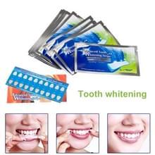 14 PC's geavanceerde effectieve tand Whitening Kit Mint smaak tanden Whitening Strips