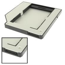 2 5-inch SATA van de 2e naar SATA HDD harde schijf Caddy  dikte: 12.7mm(Silver)
