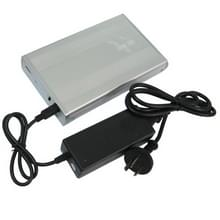 3.5 inch HDD External Case  Support IDE Hard drive(Silver)