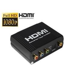 YPbPr + SPDIF naar HDMI Multi-Media Switcher Schakelaar