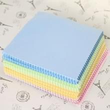 2400 PCS Soft Microfiber Dust Cloth for Mobile Phones  eyeglasses