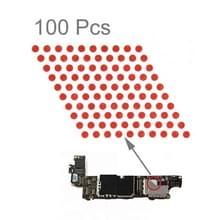 100 stuks originele waterdichte Mark voor iPhone 4