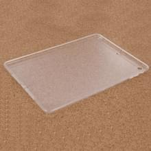 iPad Air beschermend en transparant TPU back cover Hoesje (transparant)
