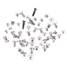 52 PC's volledige schroeven Set Kit Reparatie vervangingsonderdelen voor iPhone 5(Black)