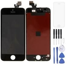3 in 1 voor iPhone 5 (originele LCD + LCD Frame + touchpad) Digitizer Assembly(Black)