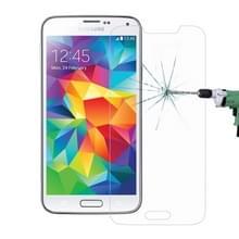 50 stuks voor iPhone SE & 5 & 5S & 5C 0 26 mm 9H oppervlakte hardheid 2.5D explosieveilige getemperd glas Film  No retailpakket