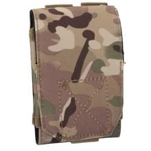 Leger Combat Utility Velcro gordel Pouch Bum reistas mobiele telefoon geld (Camouflage)