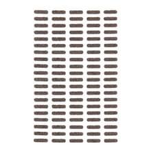 100 pc's Touch Panel elektrische geleiding katoen blok voor iPhone 5