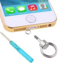 hand riem houder schroeven Ring  schroevens riem Lanyard Tools voor iPhone 6 / 6S & 6 Plus / 6S Plus  iPhone 5 / 5C / 5S  iPhone 4 & 4S