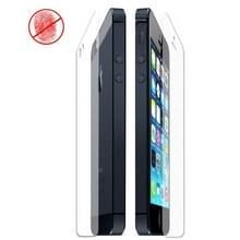 ENKAY hoge kwaliteit 2 in 1 (Front scherm + backcover) PET scherm beschermer beschermende Film Guard voor iPhone 5S  Anti Glare