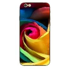 iPhone 6 & 6S Bloemen patroon beschermende stickers