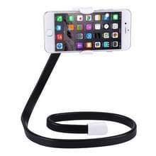 Flexibele clip mount houder met klem basis  voor iPhone  Galaxy  Huawei  Xiaomi  LG  HTC en andere smartphones (wit)