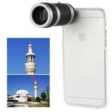 8 x mobiele telefoon telescoop voor iPhone 6